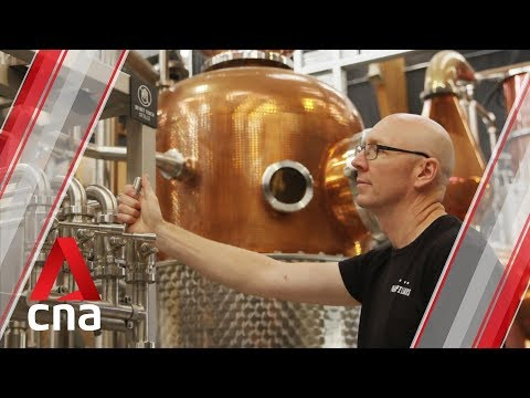 How Australia's Four Pillars distillery is reinventing gin   Remarkable Living