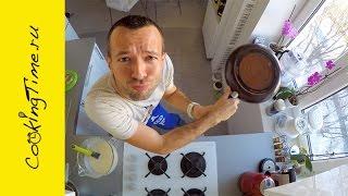 Вкусные Блины - простой рецепт блинов - GoproCooking - веселый и легкий рецепт -  by GoPro Hero4