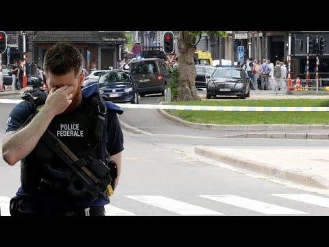 Terror on the streets of Belgium