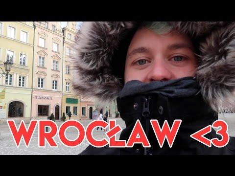 EXPLORING WROCLAW POLAND (ft Zuzia) [CC]