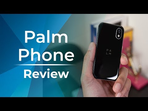 Palm Phone Review: The Companion Phone
