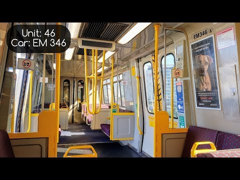 Queensland Rail Travel Series 1: Brisbane Domestic Airport to Eagle Junction