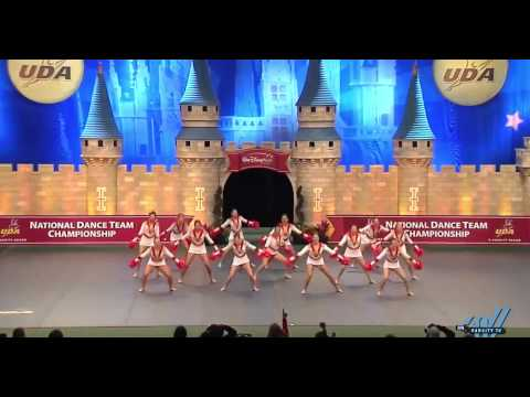 Rosary High School 2015 UDA Pom Finals