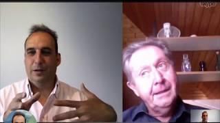 Interview de Jean Unghy par Patrick de Sépibus - L'hypnose une thérapie - Vibrations 2017