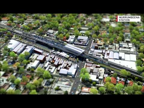 Caulfield to Dandenong Level Crossing Removal Project Overview