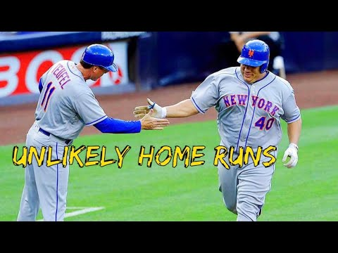 MLB Unlikely Home Runs