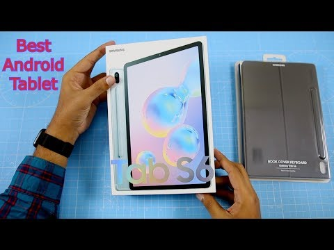 samsung-galaxy-tab-s6-unboxing- -best-premium-android-tablet?-hindi