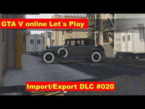 gta v online lets play german Export Import DLC ETR1 verkaufen #020