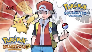 Pokemon HeartGold/SoulSilver - Battle! Champion & Red Music (HQ)