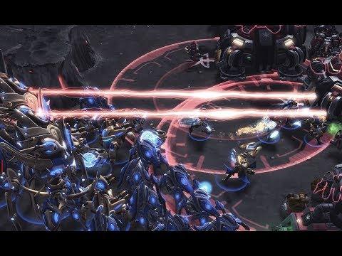 Innovation (T) v RAIL (P) on Year Zero - StarCraft2 - Legacy of the Void 2019