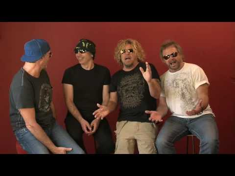 Chickenfoot - 12 Days of the Foot: Day 3 (Sexy Little Thing)