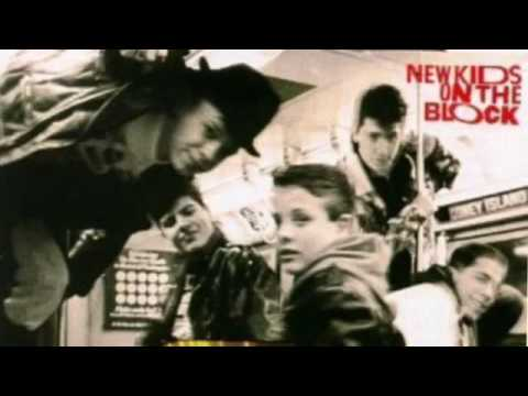 New Kids On The Block Hangin' Tough (Full Album)