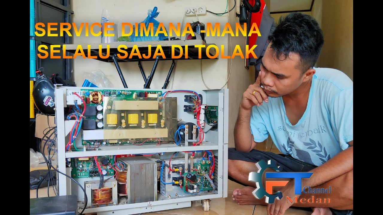 Service Inverter Legend | KELONG 3000 Watt Pure Sine Wave