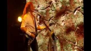"Megadeth ""Holy Wars"" Estadio Malvinas Argentinas 01/05/2014"