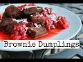 BROWNIE DUMPLINGS | Masha's Concoctions