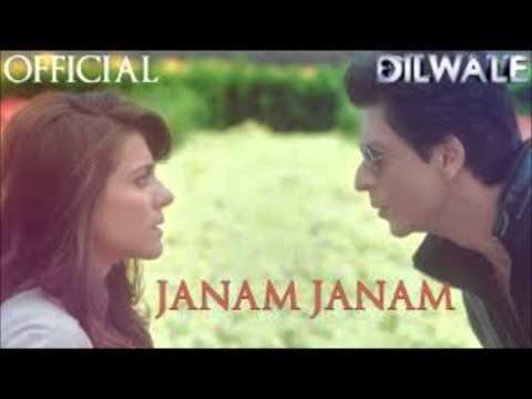 Janam Janam – Dilwale | Shah Rukh Khan | Kajol | Pritam | SRK Kajol Full AUDIO Song