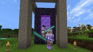 EL GRAN PORTAL! | #APOCALIPSISMINECRAFT5 | EPISODIO 36 | WILLYREX Y VEGETTA
