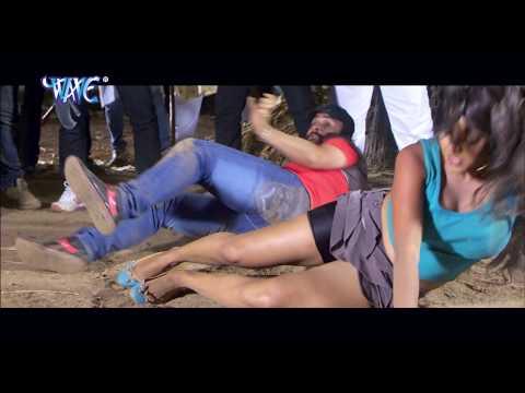 Movie Scene | Attack On Monalisa | Pawan Singh | Action Scene From Superhit Bhojpuri Film