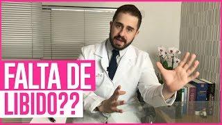 SEM VONTADE DE TRANSAR??? - DR BRUNO JACOB