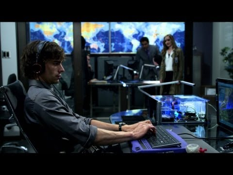 Covert Affairs - A Girl Like You