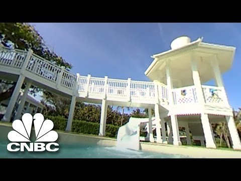 The 360 Tour of Celine Dion's $45,500,000 Beach House