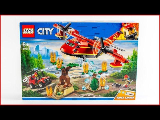 60217 Lego ® Minifigs-City-cty960-Fireman I