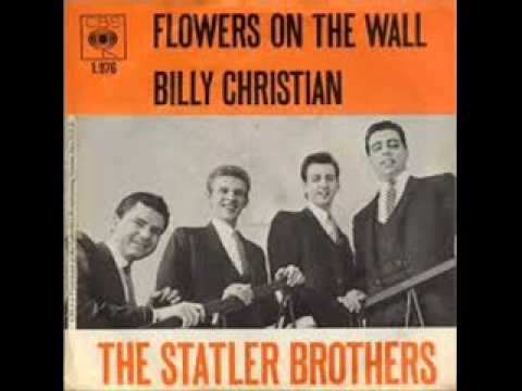 The Statler Brothers - Flowers On The Wall 1966 (Country Music Greats)