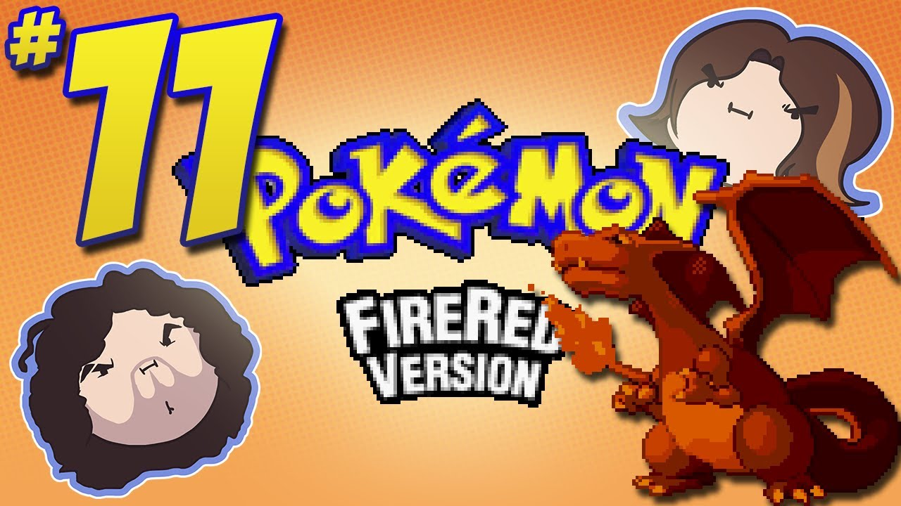 Running Shoes In Pokemon Firered