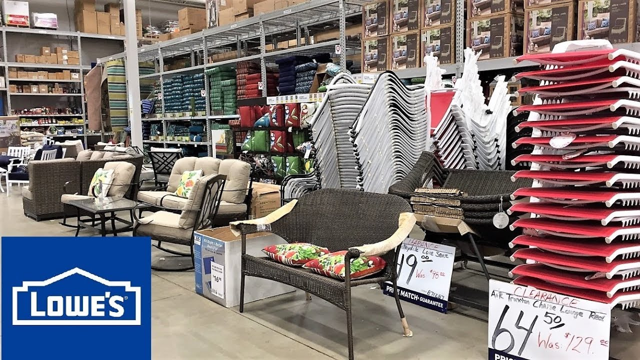 Lowe S Patio Furniture Outdoor Home