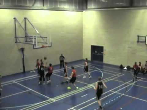 Birmingham Met College vs Priestley College - EABL Week 8 - 12.11.14
