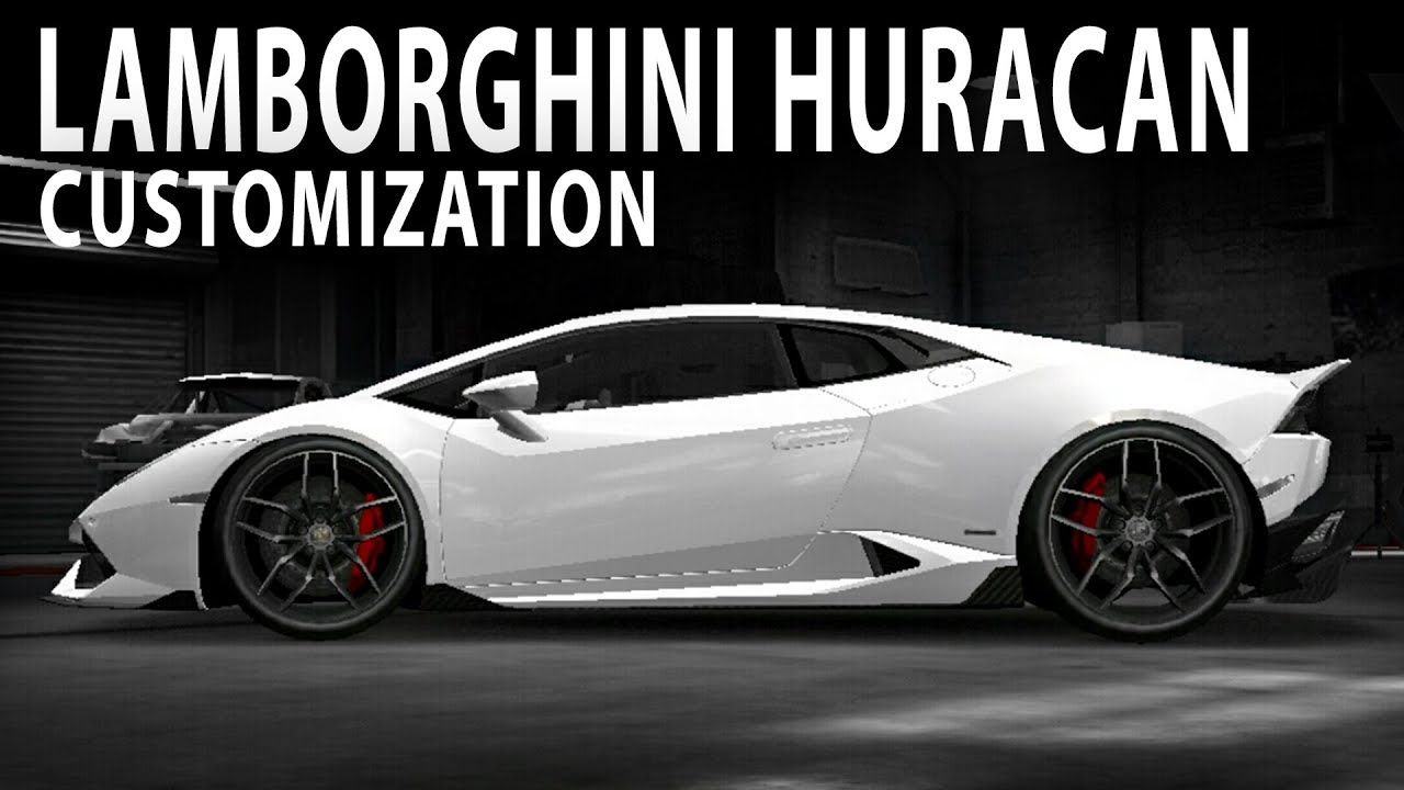 nfs no limits lamborghini huracan customization and gameplay snow youtube. Black Bedroom Furniture Sets. Home Design Ideas