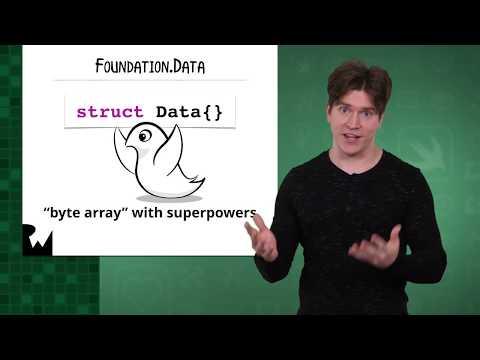 Saving Binary Data with Swift 4.2 and Xcode 10 - raywenderlich.com