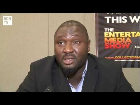 Nonso Anozie   The Grey, Conan & The Bible