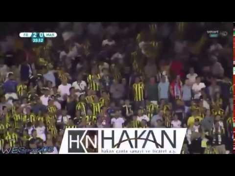 Fenerbahçe   Marsilya 3 1 Gol Moussa Sow