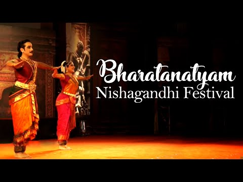 Thodayam - Bharatanatyam by Vineeth and Lakshmi Gopalaswamy