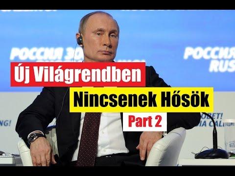 Új Világrend 2016 Putin, Oroszország, Szabadkőművesek (Part 2.)