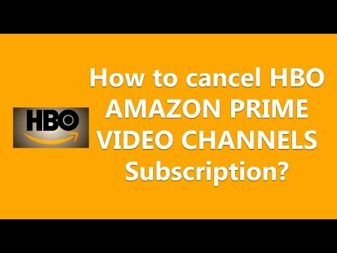 How to end amazon prime video free trial