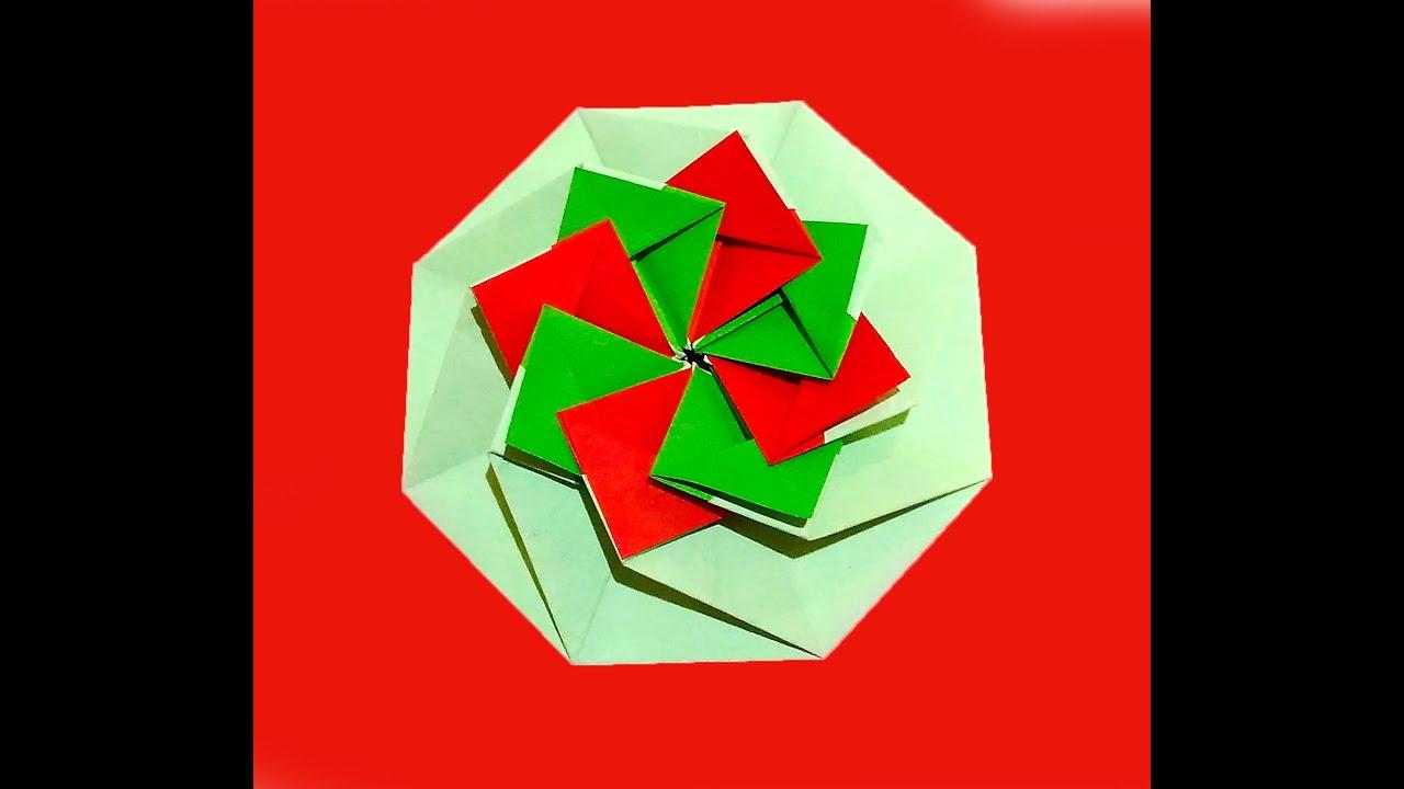 Origami Gift Envelope Origami Octagonal Tato Great Ideas