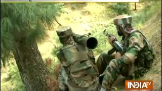 Pakistan Rangers Again Target Indian Positions In Jammu - India TV