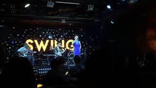 Hà Trần - Mùa hè đẹp nhất   Live at Swing Lounge