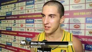 Baixar FIBA U17 - Sharpshooter Djeric carries Aussies to the Final