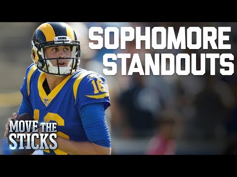 Which Second-Year Players Have Stood Out in 2017 | Move the Sticks | NFL Network
