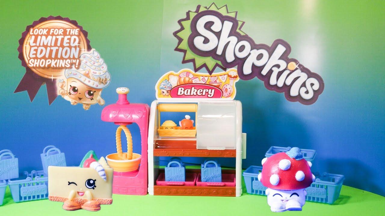 Shopkins limited edition special shopkins video surprise shopkins toy