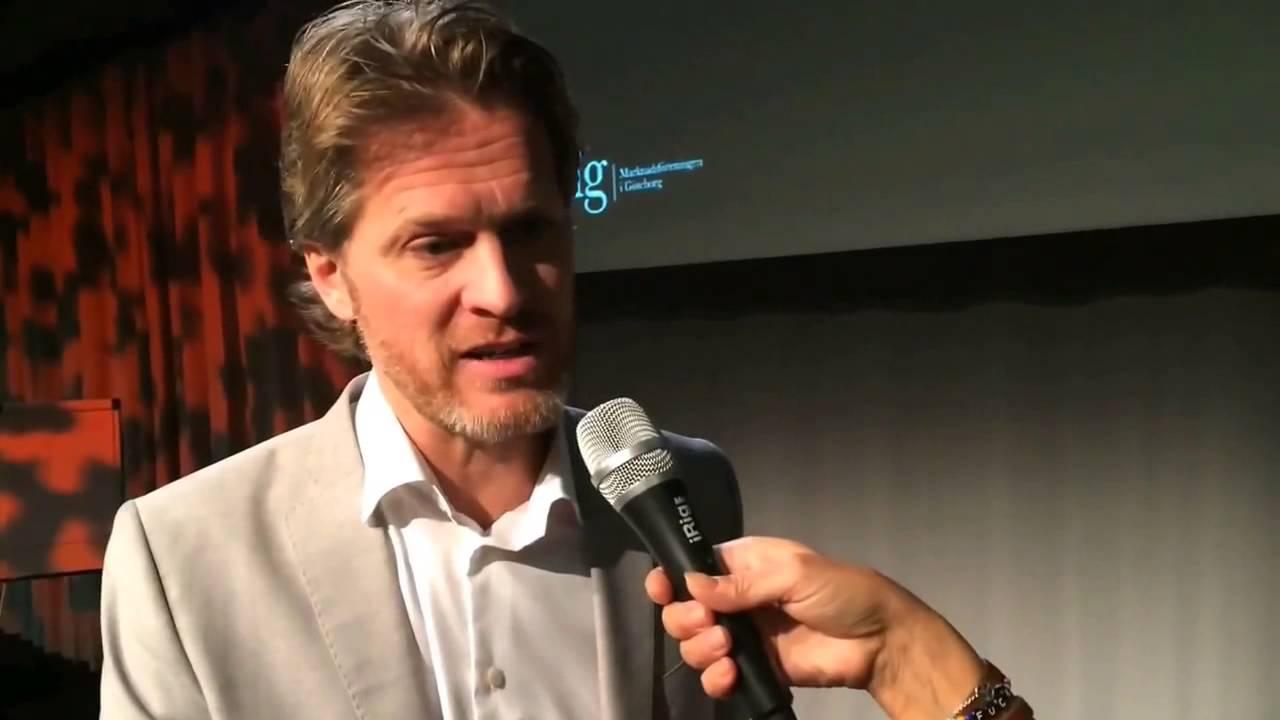 Stefan Hyttfors @ Marknadsforeningens Dag 2014