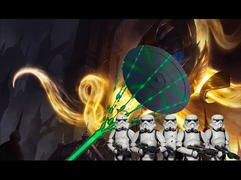 Deathstar Vel'koz | Vel'koz Midlane Normal  - - -  edit. Gameplay | Mobrexinator