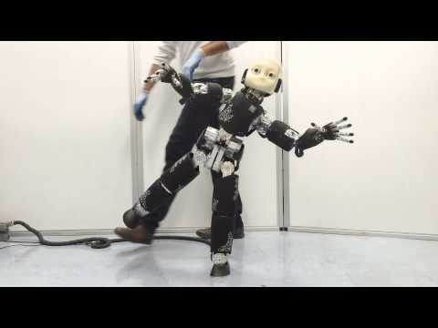 iCub single foot balancing via whole-body torque-control