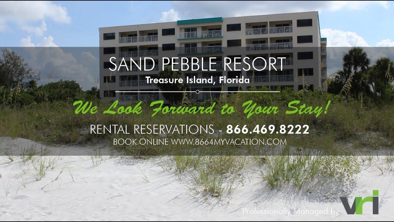 Sand Pebble Resort, a VRI resort - YouTube