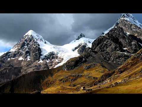 Góry Andy - (Andes Mountains)