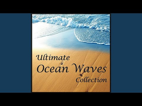 Pacific Ocean Beach Waves For Pure Sound Therapy From The Sea Shore