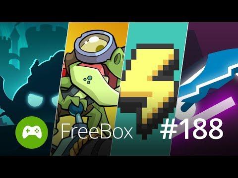 Skvělé hry zdarma: FreeBox #188 - Spellstone